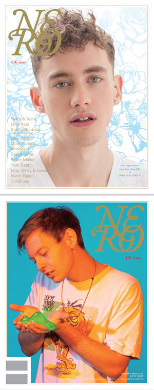 「nero vol.06 UK issue」